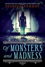Of Monsters and Madness, Verday, Jessica, New Books