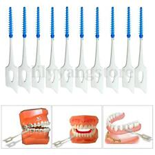 New Coming Teeth Oral Care 40Pcs Clean Interdental Floss Brushes Dental Tool CCC