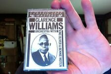 Clarence Williams Orchestra w/Bennie Moten & King Oliver- new/sealed cassette