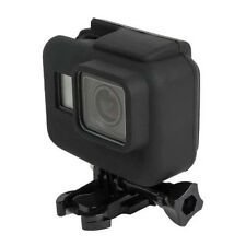 Fit For GoPro Hero 5 Dirt Proof Soft Silicone Protective Case Cover Skin Black