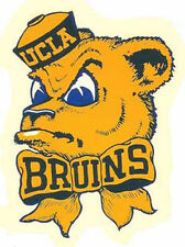 UCLA  University  Bruins Football   Vintage-Looking   Travel Decal  Sticker