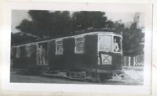 CONESTOGA TRACTION Freight Trolley LANCASTER PA Pennsylvania Photograph