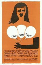 One, Two, Three (COMEDY - James Cagney - 1962)