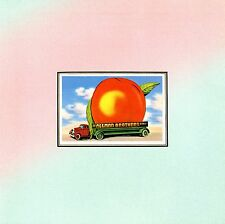 Allman Brothers Band EAT A PEACH 180g GATEFOLD Remastered NEW SEALED VINYL 2 LP