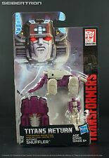 Titan Master SHUFFLER Transformers Titans Return Generations New 2017 Hasbro