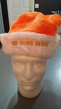 HOME DEPOT SANTA HAT NEW