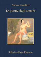 Libro - Camilleri Andrea - La giostra degli scambi