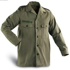 New Mens Military Field Army Combat Jacket BDU Coat Vintage Surplus LARGE