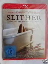 Slither [2006] (Blu-ray)~~~~Nathan Fillion~~~~NEW & FACTORY SEALED