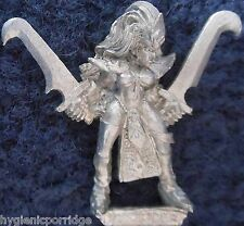 1994 Dark Elf Witch 1 Ciudadela Marauder elfos ejército Drow Warrior Warhammer AD&D Gw