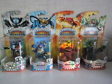 Skylanders GIANTS - 4 Lightcore Spielfiguren (LC Hex, .....) - Neu & OVP