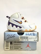 Nike Baby Jordan Team II 2 OG (TD) Toddler LA Lakers Kobe 8c