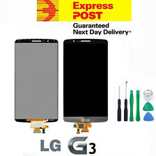 NEW LG G3 D855 LCD Digitizer Touch Screen Glass Assembly Replacement Black