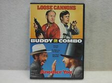 Buddy Combo: Loose Cannons/Another You (DVD, 2014)