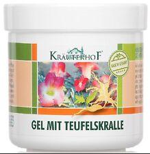 Krauterhof Teufelskralle Crema Gel Artiglio Diavolo 250ml eucalipto mentolo
