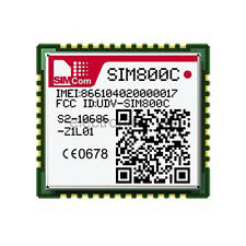 SIM800C GSM GPRS Quad-band SMD Chip for Wireless Module