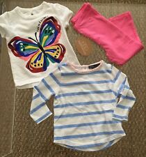 NEW KATE SPADE, VINCE & EGG by Susan Lazar Baby Girls Lot Top Pants - 6 Months