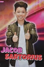 JACOB SARTORIUS - A3 Poster (ca. 42 x 28 cm) - Clippings Fan Sammlung NEU