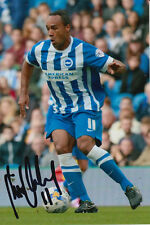 BRIGHTON HAND SIGNED CHRIS O'GRADY 6X4 PHOTO.