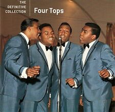 THE FOUR TOPS : THE DEFINITIVE COLLECTION / CD - TOP-ZUSTAND