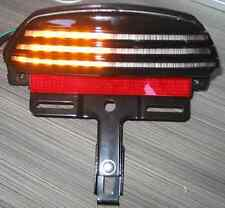HARLEY TRI BAR TAIL LIGHT/INDICATORS fit SOFTAIL Models