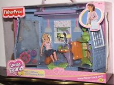Fisher-Price Loving Family New Additions Teen Dressing Room, New in Box, RETIRED