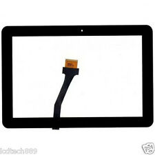"10.1"" Touch Screen Digitizer Glass for Samsung Galaxy Tablet P7500 P7510 Black"