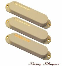 Lace Sensor Hot Gold with Hot Bridge Pickup set for Strat, Cream 21153-03