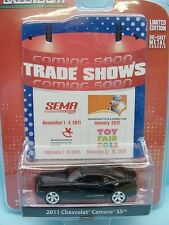 233 GREENLIGHT / TRADE SHOWS / CHEVROLET CAMARO SS 2011 1/64