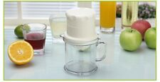 Mini Multi-function Manual Juice Extractor Juicing Machine