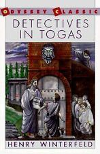 Detectives in Togas (Odyssey Classic)-ExLibrary