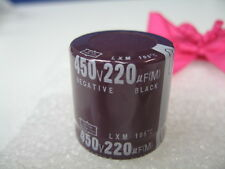 NEW !!  220UF 450V   CAPACITOR 105°C  FAST SHIPING : 3-5 DAYS   (C082