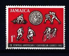 JAMAICA - 1962 - 9a edizione Centro America e Giochi Sportivi Caraibici, Kingsto