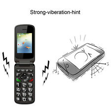 Band GSM Mobile CELL Phone for Senior Elder BIG KEY BIG FONT LOUD RING 0.3MP Cam