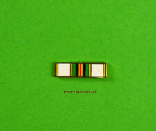 Cold War Victory Medal Lapel Pin for all Veterans 1945 to 1991 - Mini Ribbon Bar