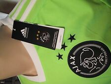 Ajax away football shirt size M Adidas BNWT