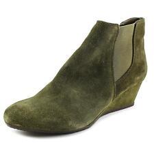 Nine West 7 Lillian Women US 8.5 Green Ankle Boot NWOB  1001