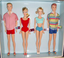 * DOUBLE DATE 50th  Barbie, Midge, Allan, Ken GIFTSET * 2014 - NRFB da Scontare
