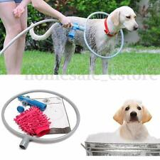 360 Ring-shaped Dog Washing Bath Shower Washer Summer Kit Cat Pet Degree Cleaner