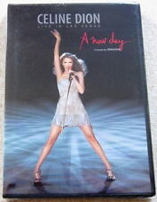 CELINE DION A New Day Live in Las Vegas DVD SOUTH AFRICA Cat# DVDCOL7362