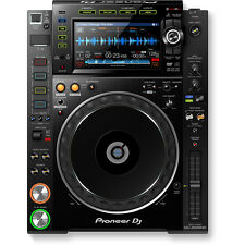 Pioneer DJ CDJ-2000NXS2 Professional Multi Player with Multicolour Touch Screen,