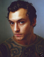 JUDE LAW AUTOGRAPH SIGNED PP PHOTO POSTER
