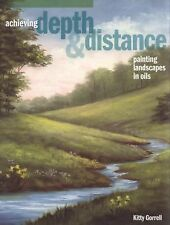 Achieving Depth & Distance: Painting Landscapes In Oils, Gorrell, Kitty, Accepta