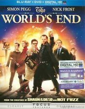THe World's End (Blu-ray + DVD Combo Set)