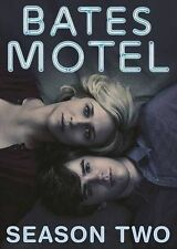 Bates Motel: Season 2 (DVD) New DVD! Ships Fast!