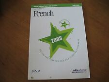 Leckie Official SQA Past Papers with Answers French 2008