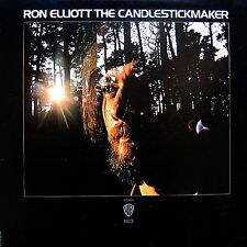 RON ELLIOTT The Candlestickmaker WB RECORDS Sealed 180 Gram Vinyl Record LP