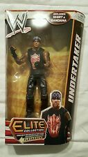 WWE Mattel Elite 18 Undertaker American Badass Flashback Action Figure Toy Rare