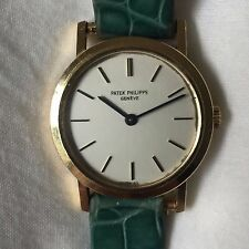 100% Authentic Patek Philippe Lady's Wrist Watch 4184