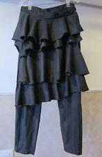 NWT Comme des Garcons Avant-Garde Pants w/Tiered Wrap Skirt - M (2013)